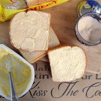 Bread Butter and Sugar Sandwich