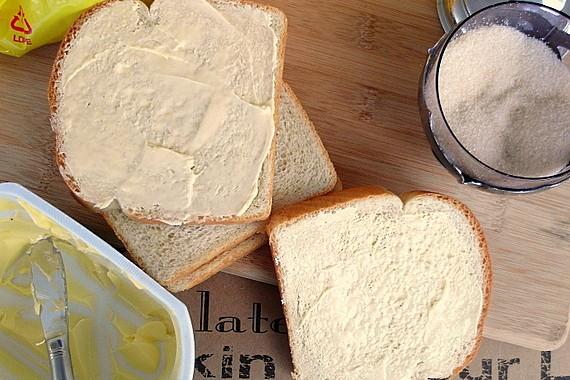 Bread Butter And Sugar Sandwich Tbtfood