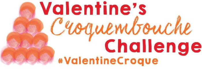 Valentine Croquembouch Challenge