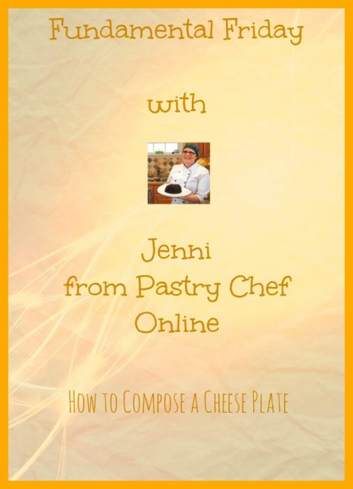 how to compose a cheese plate