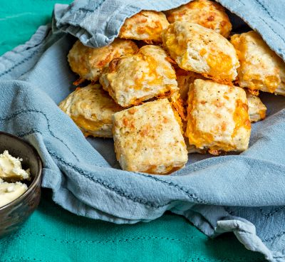 High-Rise Flaky Cheddar Bay Biscuits
