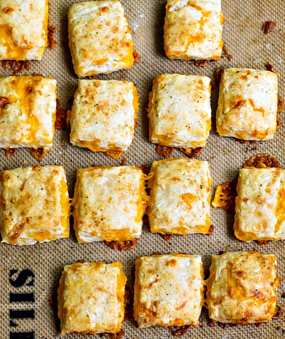 a high-rise flaky cheddar bay biscuits