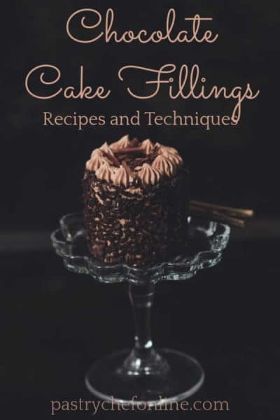 chocolate cake fillings