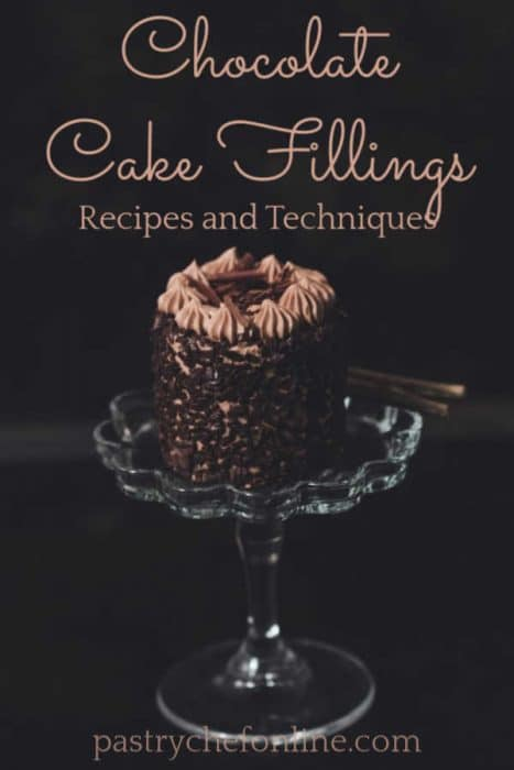 chocolate cake fillings