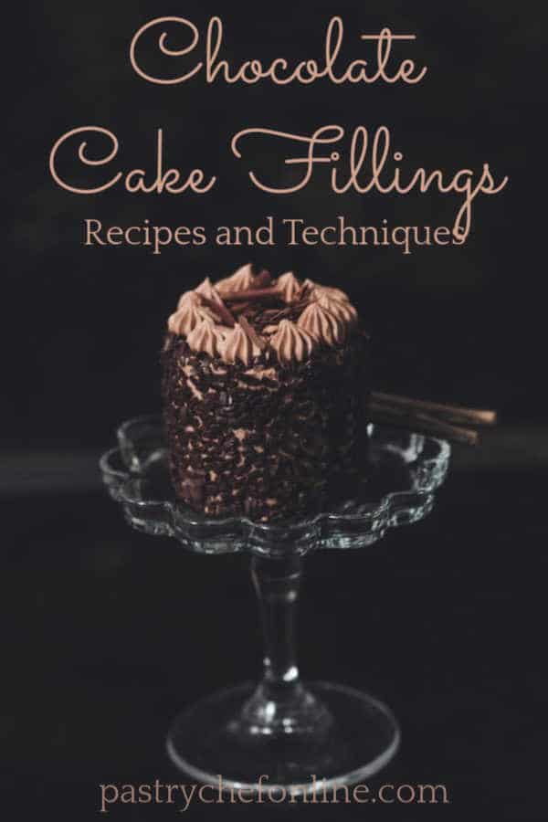 Chocolate Cake Fillings Tips Techniques And Recipes