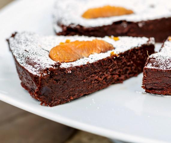 chocolate orange truffle cake 4a