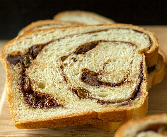 cinnamon swirl bread 4