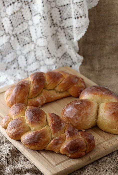 cornish saffron bread 7
