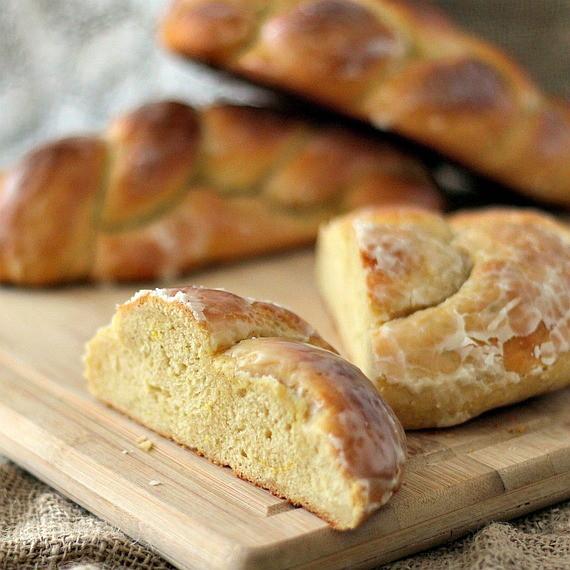 cornish saffron bread 8