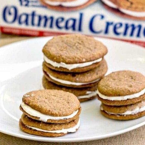 Homemade Oatmeal Creme Pie Recipe