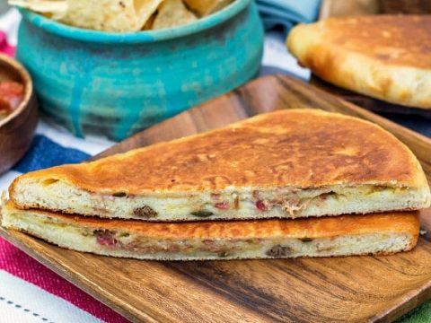 Cuban Sandwich Stuffed Cuban Bread Breadbakers