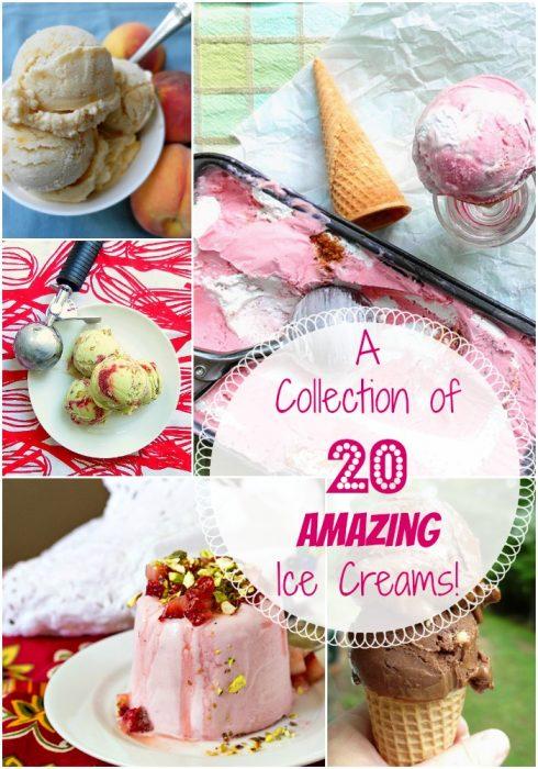 20 Amazing Ice Creams