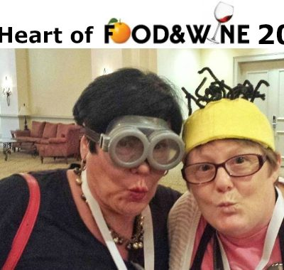 The Heart of the Food and Wine Conference 2015