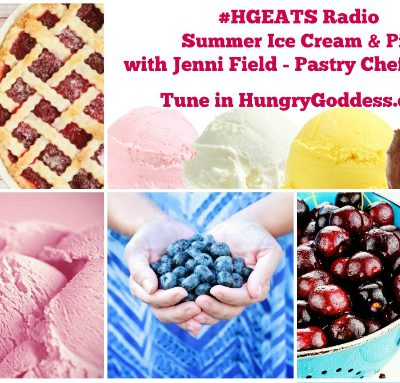 Summer Pie and Ice Cream on #HGEATS Radio