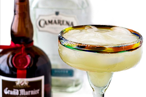 How to Make The Best Top Shelf Margarita From Scratch