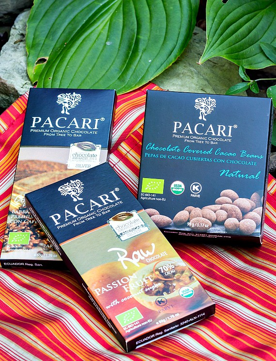 Pacari Chocolate: Vegan, Organic, Fair-Trade from Ecuador | pastrychefonline.com