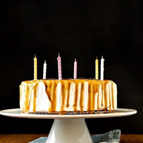 Party Ice Cream Cake