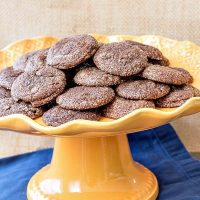 Heavenly Chocolate Pecan Dream Cookies