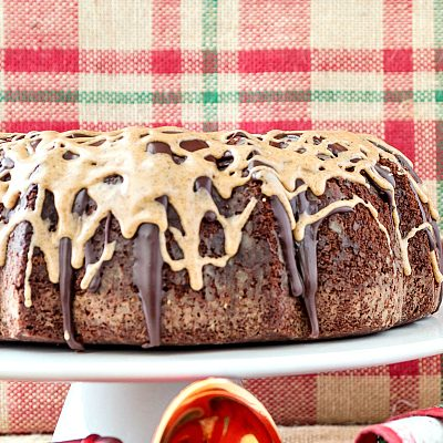 Chocolate Espresso Pound Cake