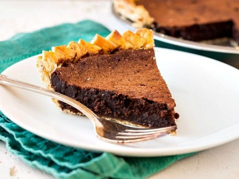 The Fudgiest Chocolate Chess Pie Recipe Old Fashioned Goodness