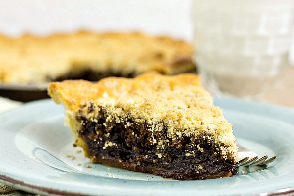 82e62f8d07724 Amish Wet Bottom Shoo Fly Pie | Pastry Chef Online
