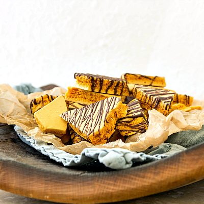Bourbon Honeycomb Candy Recipe