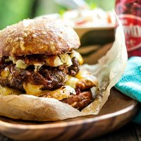 Got to Be NC Burger for #BurgerMonth
