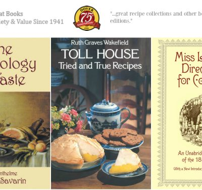 Dover Publications: Affordable Cookbook Reissues