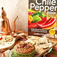 Muhammara (Middle Eastern Walnut Dip) | The Chile Pepper Bible