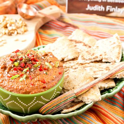 How to Make Muhammara (Middle Eastern Walnut Dip) | The Chile Pepper Bible