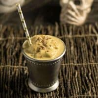 Vegan Pumpkin Pecan Shake   The Ghoulish Gourmet