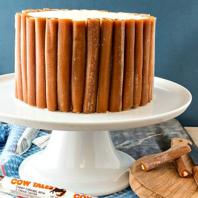 Cow Tales® Caramel Cake