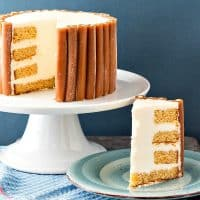 Cow Tales® Caramel Cake