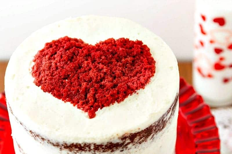 & Traditional Red Velvet Cake with Ermine Frosting | Old School Goodness!