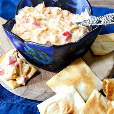 Spicy Smoked Pimento Cheese Recipe