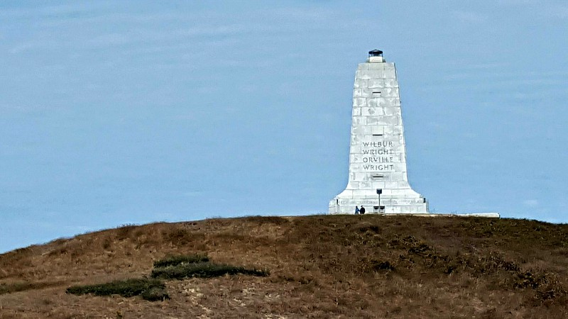Wright Brothers Memorial, Kill Devil Hill, Outer Banks, NC