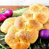 Armenian Easter Bread