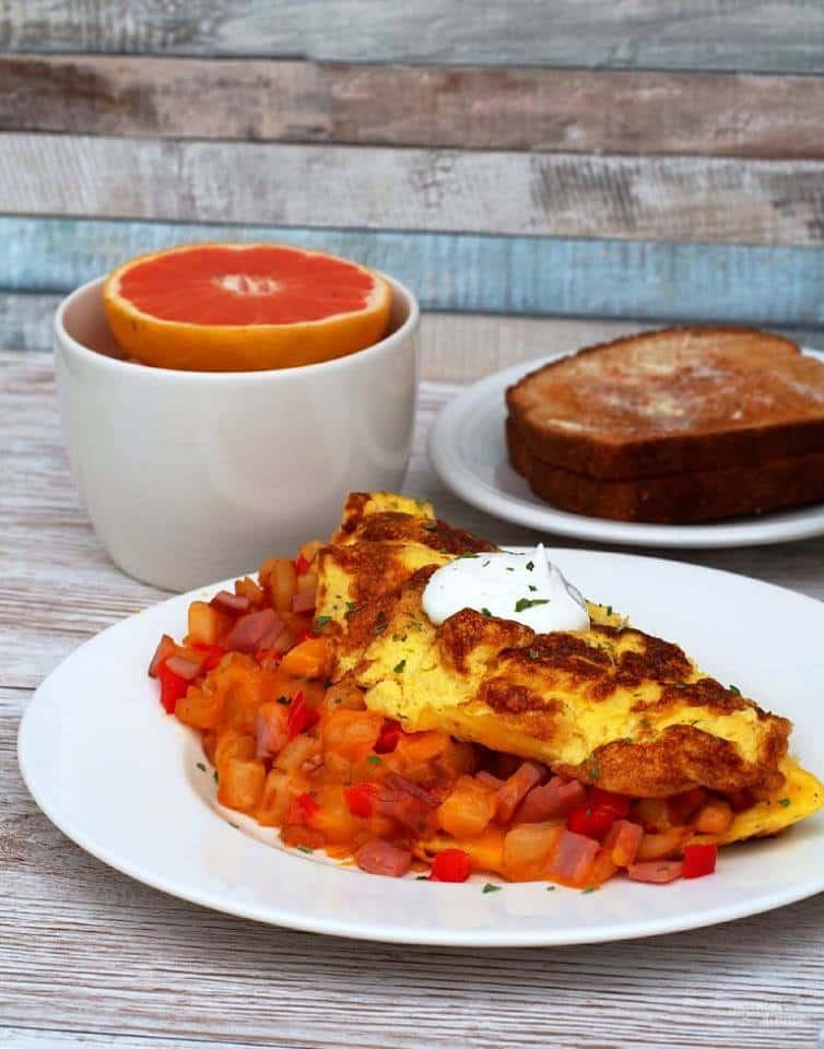 farmers omelette
