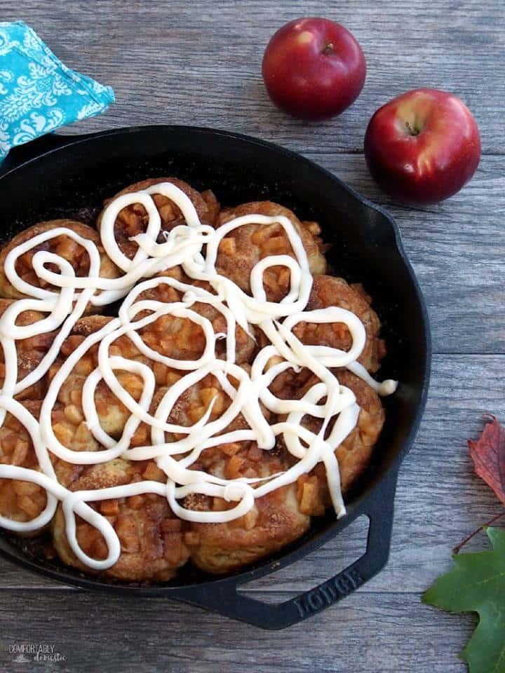 apple pie angel biscuits