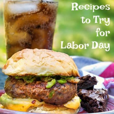 7 Epic Burger Recipes To Try This Labor Day