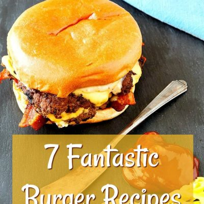 Epic Burger Recipes from PCO