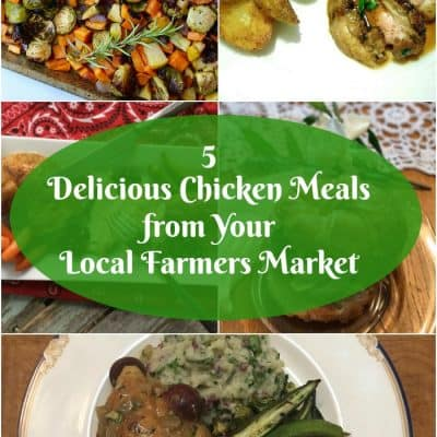 Enjoy North Carolina Chicken (and Duck!) from Your Farmer's Market