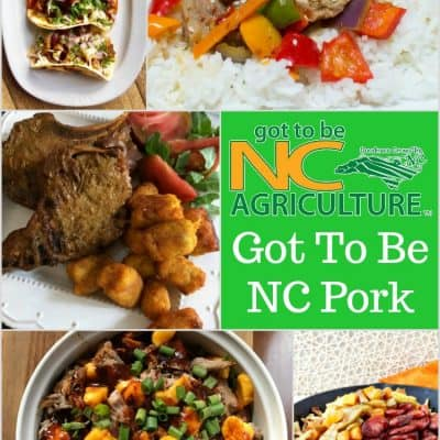 North Carolina Pork at Your Local Farmers Market | Got To Be NC Pork