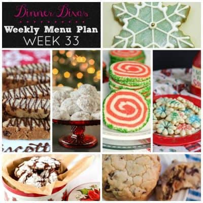 7 Holiday Cookie Exchange Recipes from The Dinner Divas