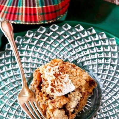 Overnight Fruitcake Baked Steel Cut Oats | Christmas Breakfast: Sorted!