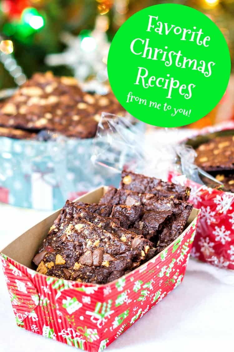 I hope you find a lot of delicious inspiration in this round up of favorite Christmas recipes. | pastrychefonline.com