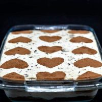 Easy Eggless Tiramisu with Griff's Coffee Toffee Crunch
