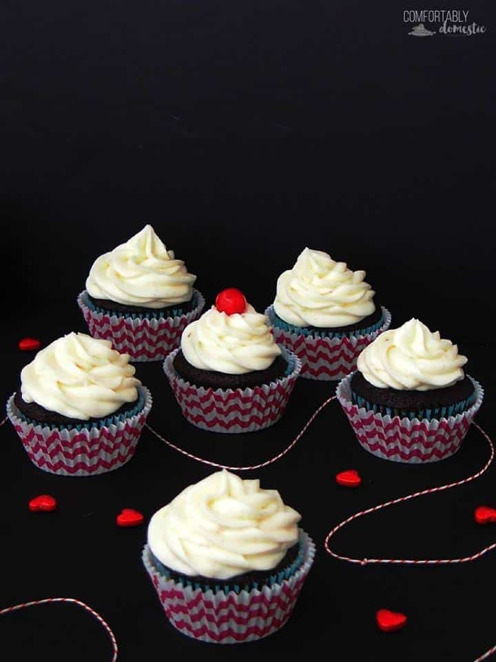coca-cola cupcakes from scratch