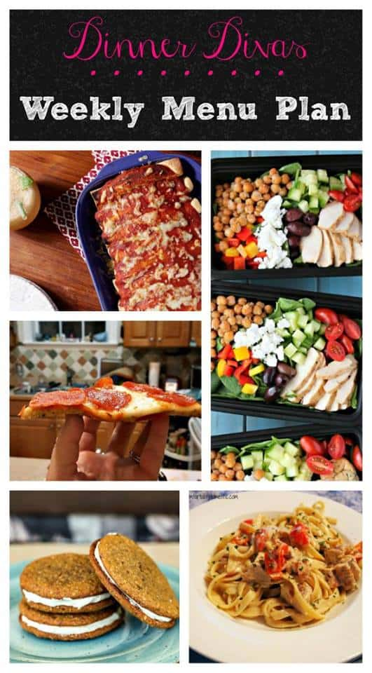 This edition of our weekly meal plan finds us celebrating our first anniversary, and we have all contributed our most popular recipes this week. Enchiladas, meal prep, cauliflower crust pizza, fettuccine alfredo, amazing Memphis-style ribs. And two ridiculously excellent cookies. Enjoy!   pastrychefonline.com