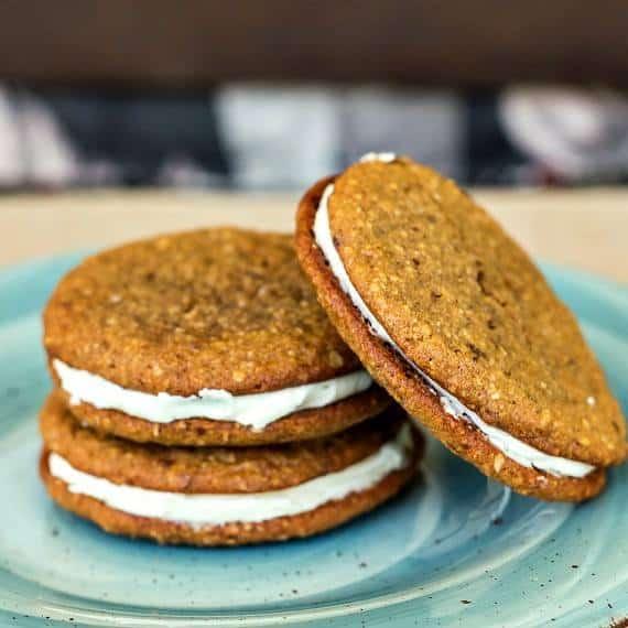 the best little debbie oatmeal cream pie copycat recipe